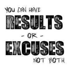 Excuses Quotes Endearing Making Excuses Vs Understanding Your Limits  Cross Training
